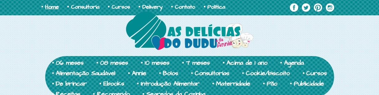 delicias do dudu