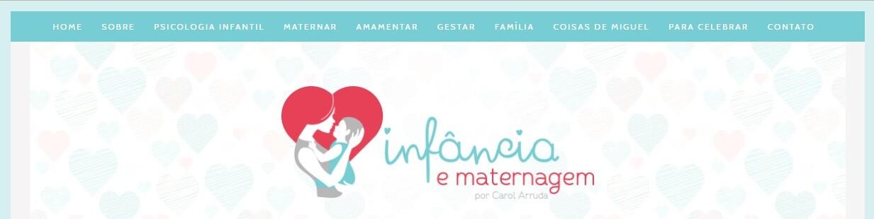 infancia e maternagem