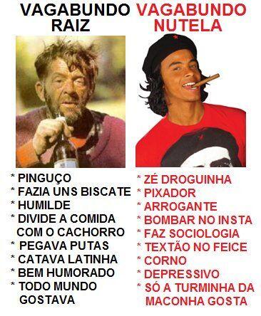 Vagabundo Raiz x Vagabundo Nutella