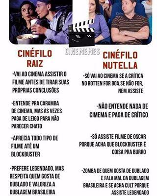 top memes cinefilo raiz cinefilo nutella