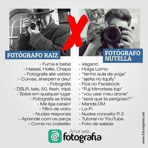 top memes fotografo raiz fotografo nutella