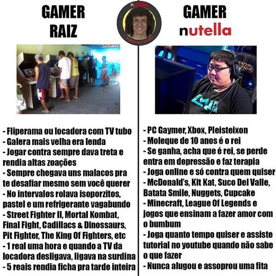 top memes gamer raiz gamer nutella