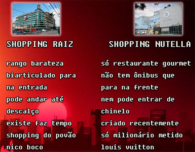 top memes shopping raiz shopping nutella