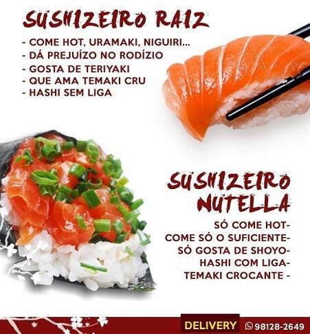 top memes sushizeiro raiz sushizeiro nutella