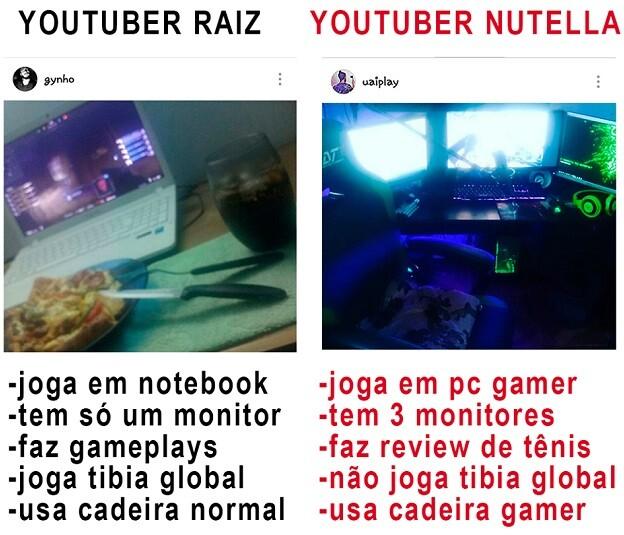 top memes youtuber raiz youtuber nutella
