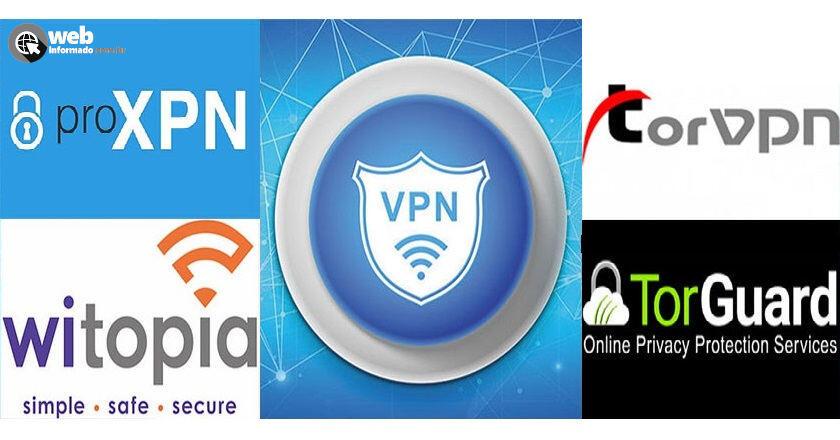 Melhores VPNs 2019